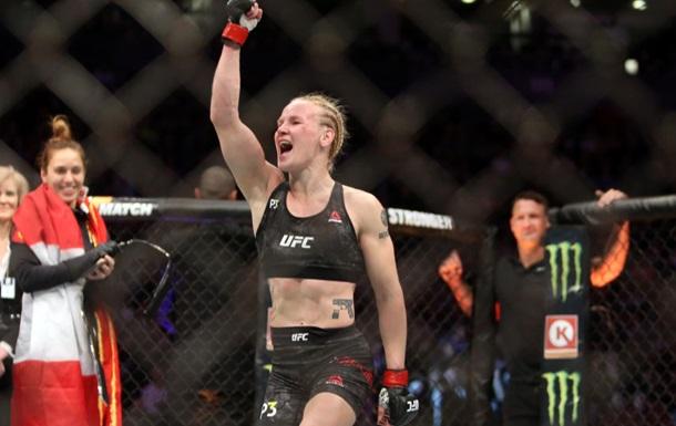 Валентина Шевченко одолела Майю и защитила чемпионский титул UFC