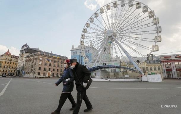 В Киеве почти 1200 случаев коронавируса, 14 жертв