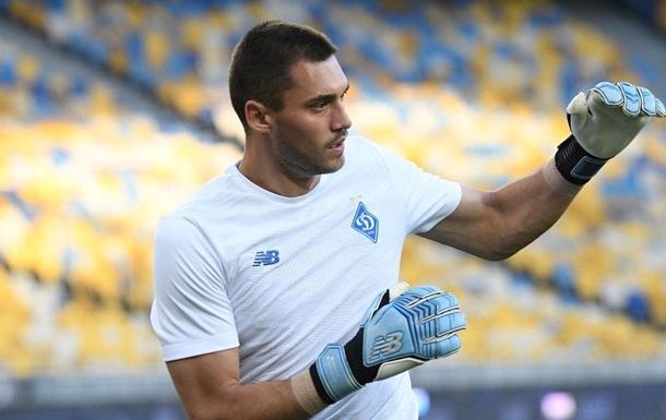 Бущан провів 20-й  сухий  матч в чемпіонаті України