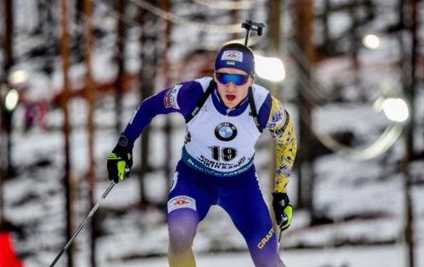 Пидручный выиграл контрольную индивидуальную гонку, в четверке еще два украинца