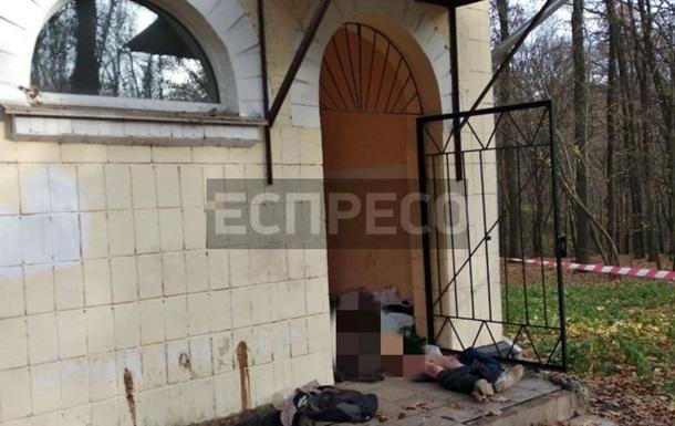 В парке Киева нашли труп девушки. 18+