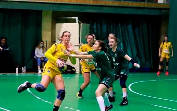 Галичанка вышла в 1/8 финала женского Еврокубка по гандболу