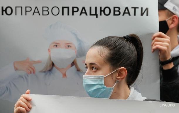 В Киеве назвали нарушителей карантина: ТРЦ и театр