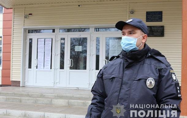 Полиция рассказала о нарушениях во время местных выборов