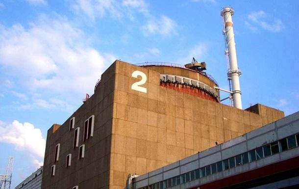 На Запорожской АЭС подключили второй энергоблок