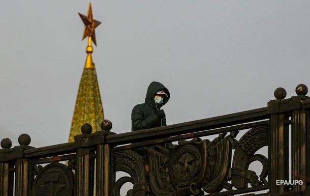 В России впервые за сутки выявили более 25 тысяч больных с COVID-19