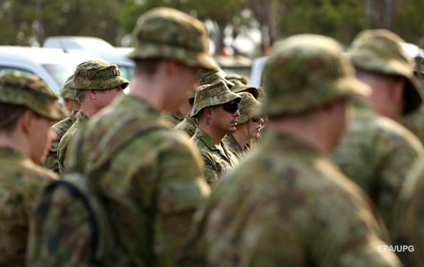 В Австралії хвиля самогубств серед військових