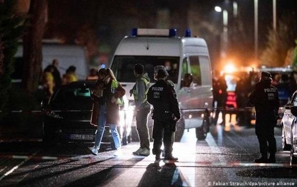 Неизвестный устроил перестрелку с полицией в пригороде Бонна
