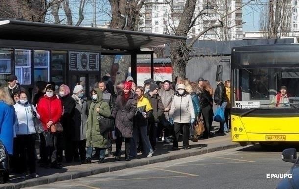 За выходные 17 киевлян оштрафовали за отсутствие маски