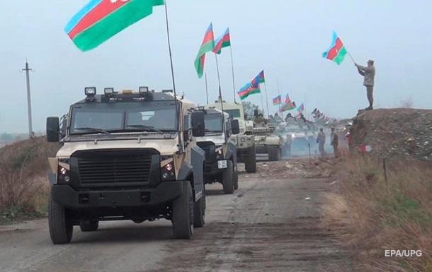 Понад 120 населених пунктів в Карабасі перейшли під контроль Азербайджану