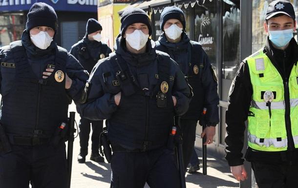 У МВС за тиждень захворіло на COVID-19 близько 2,7 тисячі правоохоронців