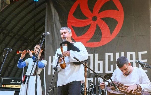 Лідер білоруського етногурту Дмитро Сосновський поїхав в Україну