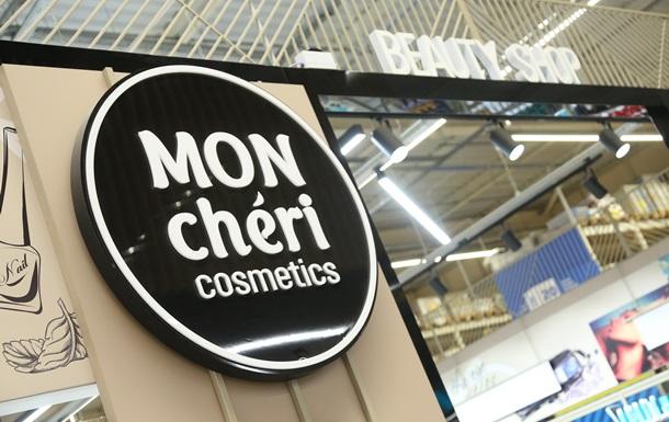 Магазин косметики Мон Шері в Епіцентрі відкрився в новому форматі