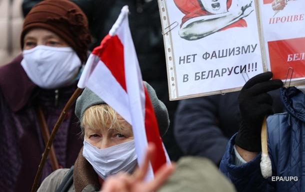 Хто тут фашисти? Нові протести в Білорусі