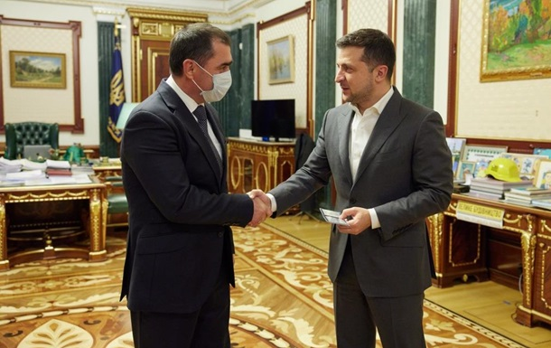 Зеленский назначил нового главу Сумской ОГА