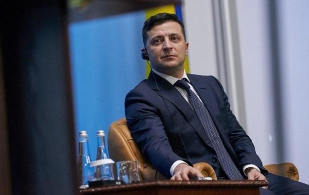 Зеленский поддержал выход Украины из еще одного договора СНГ