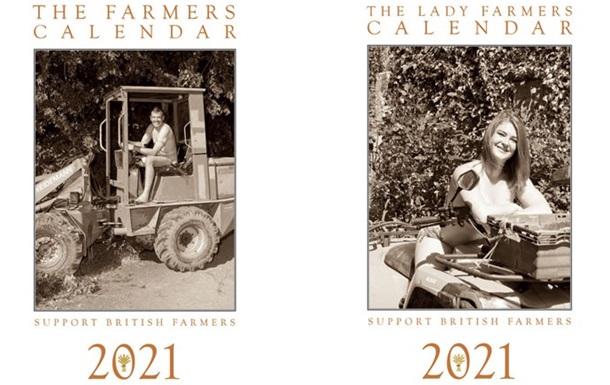 Голі фермери знялися для щорічного календаря