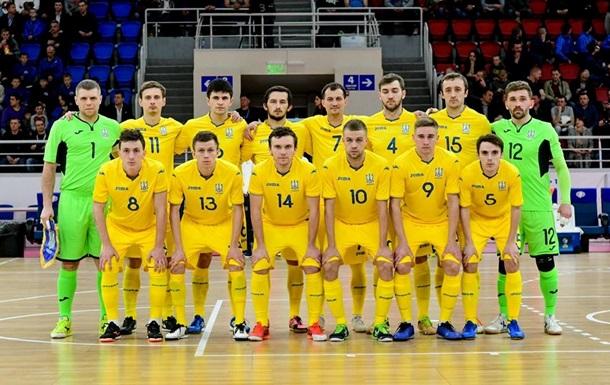 Збірна України дізналася розклад матчів групового етапу Євро-2022