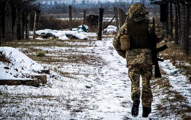 Под Авдеевкой снайпер сепаратистов бойца ВСУ