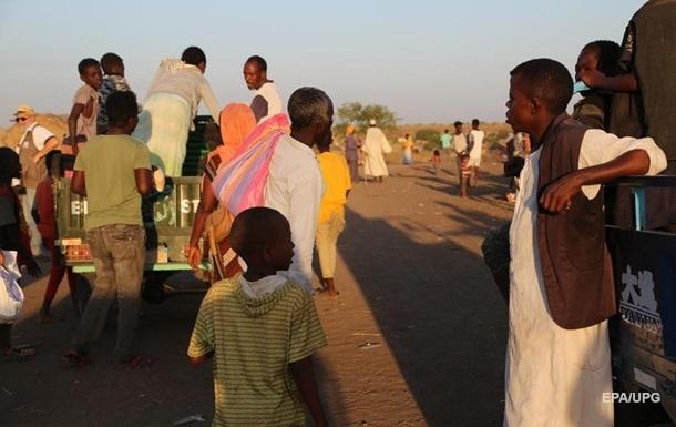 Вследствие массовой резни в Эфиопии погибли не менее 600 человек