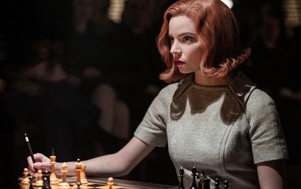 Сериал Ход Королевы стал рекордсменом Netflix