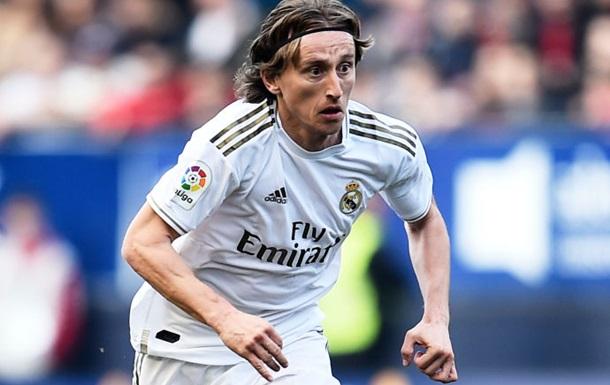 Модрич хочет переподписать контракт с Реалом
