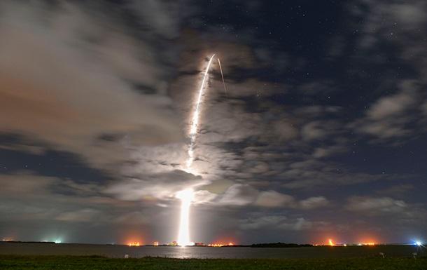 SpaceX вивела на орбіту ще 60 супутників Starlink