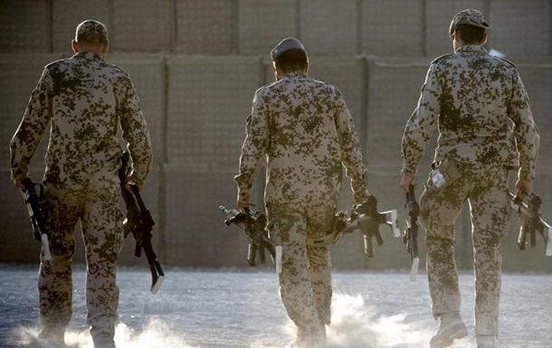 Німеччина виводить війська з афганської провінції Кундуз