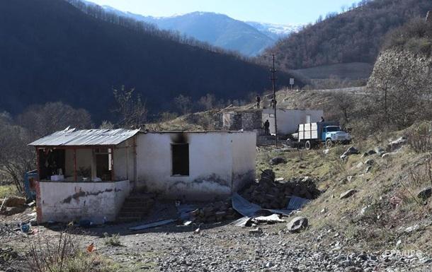 Вірменія передала Азербайджану другий район