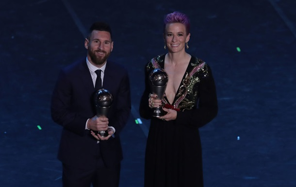 ФІФА оголосила претендентів на нагороду The Best в 2020 році