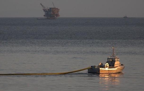 Нафтогазу разрешили добычу в Черном море