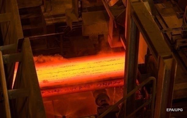 Україна погіршила позиції в світовому рейтингу виробників сталі