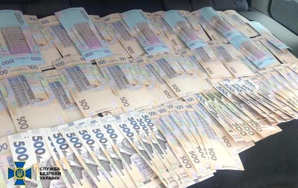 Главу подразделения Укрзализныци задержали на взятке в 100 тысяч