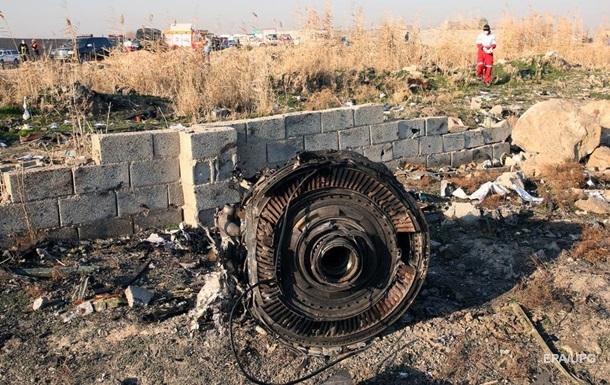 Іран виділить € 200 млн за збитий літак МАУ