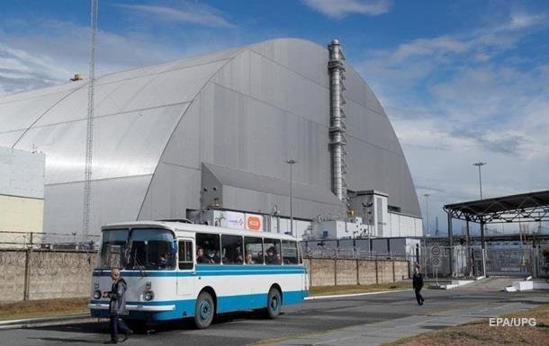 У Чорнобилі сильно скаче радіаційний фон