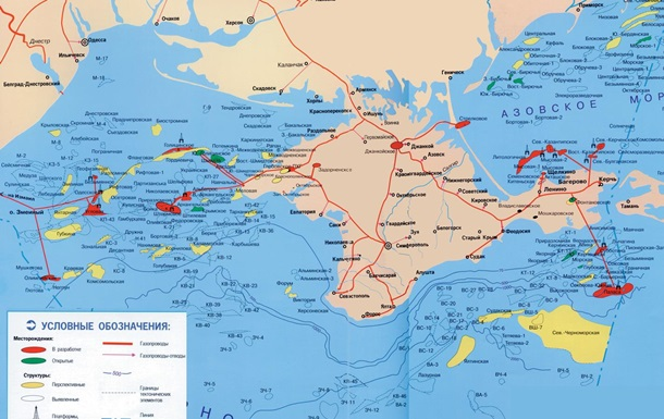 «Нафтогаз» и коррупция на шельфе Черного моря
