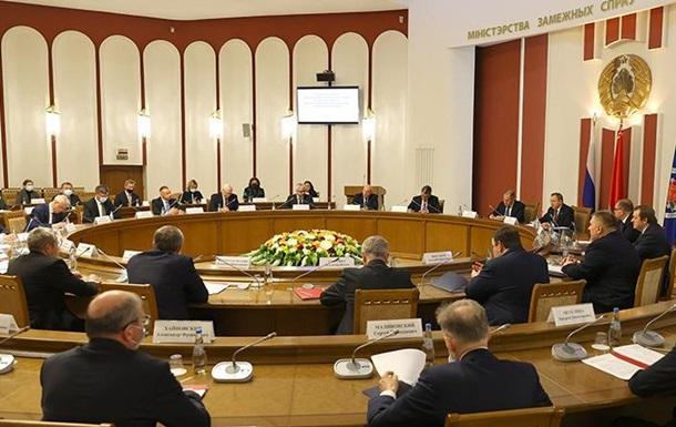 Минск введет санкции против украинских чиновников
