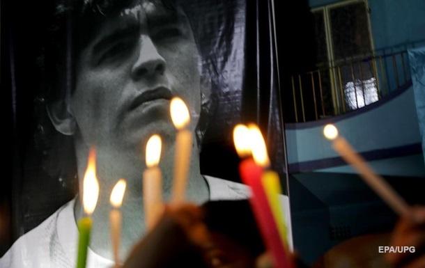 Аргентина прощается с Марадоной: огромные очереди и беспорядки