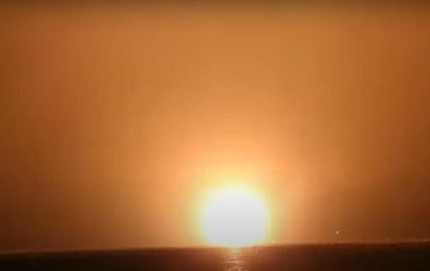 В России заявили о пуске гиперзвуковой ракеты