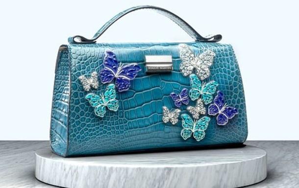 В Италии изготовили женскую сумку за $7 млн