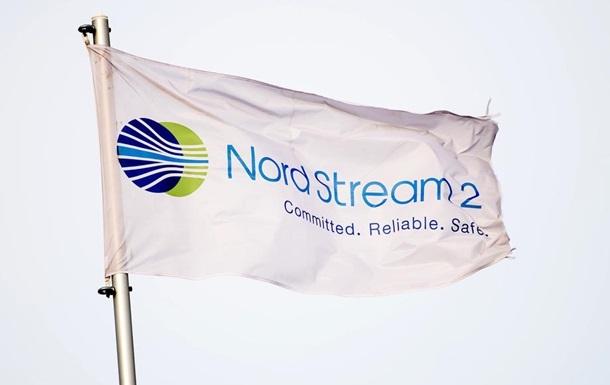 Nord Stream 2 просить в ЄС захисту від санкцій США