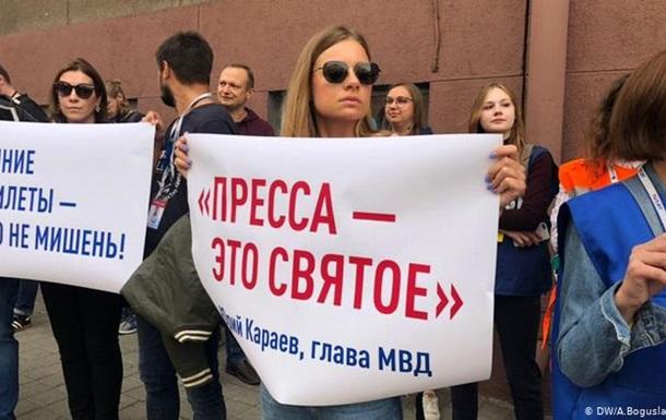 Ходіння мінним полем. Як у Білорусі зараз працюють журналісти