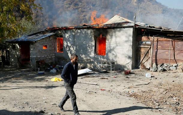 Хозяева земли не сжигают свои дома…