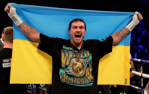 Красюк: Сделаем все возможное, чтобы Усик провел бой за титул WBO