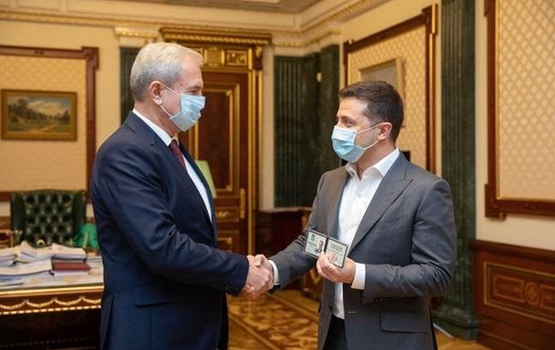 Зеленский сменил двух губернаторов — Korrespondent.net