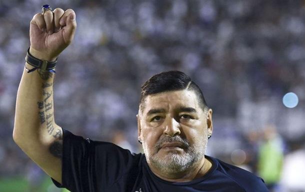 В Аргентині порушено кримінальну справу за фактом смерті Дієго Марадони