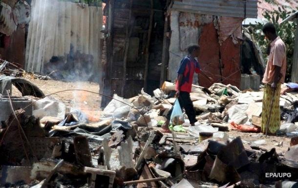 Армія Ефіопії обстрілює столицю штату Тиграй