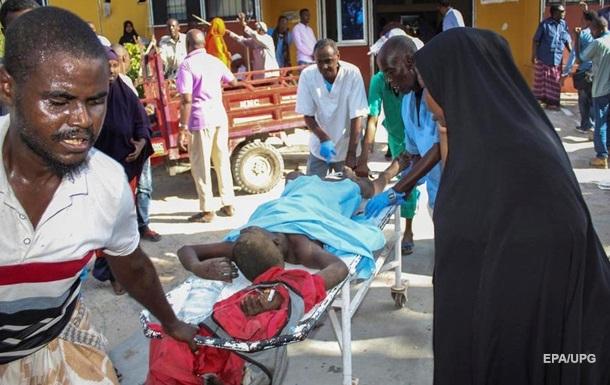 У Сомалі після візиту глави Пентагону підірвали бомбу, багато загиблих