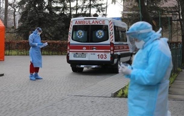В Украине почти 13 тысяч новых случаев COVID-19
