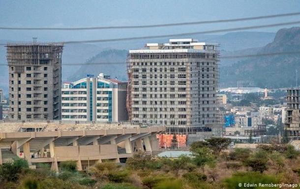 Влада Ефіопії заявила про взяття столиці бунтівного штату Тиграй